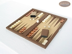 picture of Dal Negro Backgammon Set - Brown Cialux (3 of 9)