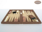 picture of Dal Negro Backgammon Set - Brown Cialux (4 of 9)