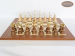 picture of The Grand Chessmen II with Spanish Traditional Chess Board [Extra Large] (4 of 7)
