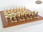 picture of The Grand Chessmen II with Spanish Traditional Chess Board [Extra Large] (5 of 7)