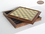 picture of Italian Brass Chess Board with Storage (2 of 2)