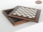 picture of Italian Alabaster Chess Board with Storage (2 of 2)