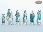 17th Century Luxury French Chessmen - Item: 983