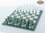 picture of Marble Chess Set [Felt Bottom] (2 of 5)