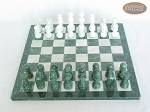 picture of Marble Chess Set [Felt Bottom] (3 of 5)