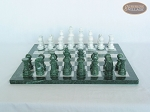 picture of Marble Chess Set [Felt Bottom] (4 of 5)