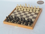 picture of Folding Wood Chess Set (3 of 6)