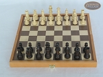 picture of Folding Wood Chess Set (4 of 6)