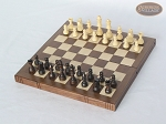 picture of Book-style Folding Chess Set (3 of 8)