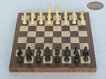 picture of Book-style Folding Chess Set (4 of 8)