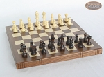 picture of Book-style Folding Chess Set (5 of 6)