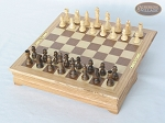 picture of Jewelry Box Folding Chess Set (3 of 8)