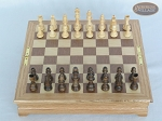 picture of Jewelry Box Folding Chess Set (4 of 8)