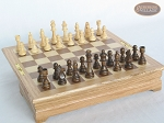 picture of Jewelry Box Folding Chess Set (6 of 8)