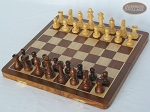 picture of Large Folding Magnetic Chess Set (2 of 8)