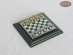 picture of Compact Magnetic Travel Chess Set  - Green (2 of 2)