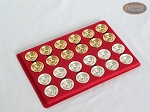 picture of Gold Plated Checkers (1 of 3)