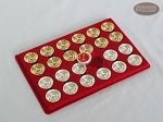 picture of Gold Plated Checkers (2 of 3)