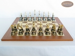 picture of The Grand Chessmen with Spanish Traditional Chess Board [Extra Large] (4 of 8)