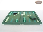 picture of Dal Negro Backgammon Set - Green Cialux (4 of 9)