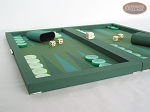 picture of Dal Negro Backgammon Set - Green Cialux (5 of 9)