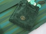 picture of Dal Negro Backgammon Set - Green Cialux (7 of 9)