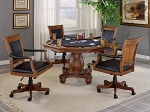 picture of Kingston Game Table Set (Table + 4 chairs) (1 of 3)