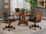 picture of Kingston Game Table Set (Table + 4 chairs) (2 of 3)