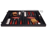 picture of Argento Backgammon Set - Large - Black Field (4 of 12)
