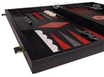 picture of Argento Backgammon Set - Large - Black Field (5 of 12)
