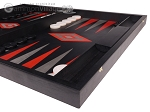picture of Argento Backgammon Set - Large - Black Field (6 of 12)