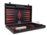 picture of Argento Backgammon Set - Large - Black Field (10 of 12)