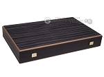 picture of Argento Backgammon Set - Large - Black Field (11 of 12)