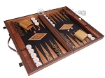 picture of Laurel Backgammon Set - Large - Black Field (2 of 12)