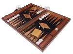 picture of Laurel Backgammon Set - Large - Black Field (3 of 12)