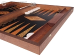 picture of Laurel Backgammon Set - Large - Black Field (6 of 12)