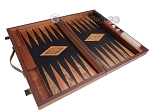 picture of Laurel Backgammon Set - Large - Black Field (9 of 12)
