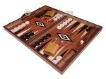 picture of Rosewood Backgammon Set - Large - Rosewood Field (3 of 12)