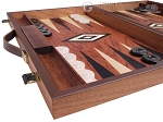 picture of Rosewood Backgammon Set - Large - Rosewood Field (5 of 12)
