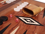 picture of Rosewood Backgammon Set - Large - Rosewood Field (8 of 12)