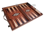 picture of Rosewood Backgammon Set - Large - Rosewood Field (9 of 12)