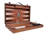 picture of Rosewood Backgammon Set - Large - Rosewood Field (10 of 12)