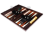 picture of Palisander Backgammon Set with Racks - Beveled Edge (3 of 12)