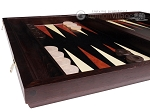 picture of Palisander Backgammon Set with Racks - Beveled Edge (5 of 12)