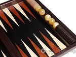 picture of Palisander Backgammon Set with Racks - Beveled Edge (7 of 12)