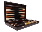 picture of Palisander Backgammon Set with Racks - Beveled Edge (9 of 12)