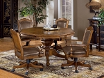 picture of Nassau Game Table Set (Table + 4 chairs) (2 of 3)