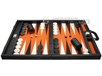 picture of Wycliffe Brothers® Tournament Backgammon Set - Black Croco (4 of 12)