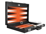 picture of Wycliffe Brothers® Tournament Backgammon Set - Black Croco (10 of 12)