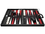 picture of Wycliffe Brothers® Tournament Backgammon Set - Black-Black (4 of 12)